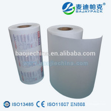 Printing Steam Sterilization Medical Coated Paper