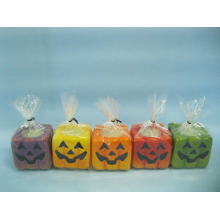 Halloween Candle Shape Ceramic Crafts (LOE2372B-5z)