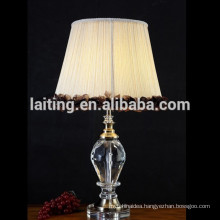 Hotel Bedside Table Lamps Crystal