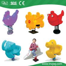 Guangzhou Plastic Spring Rocking Toys Ride
