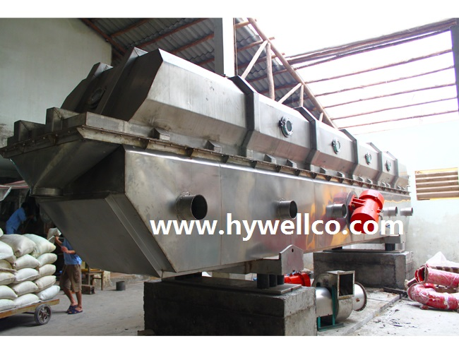 Granule Drying Equipment