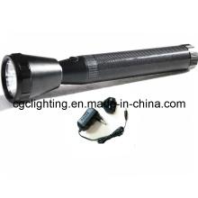 Aluminium wiederaufladbare 3W CREE LED Taschenlampe