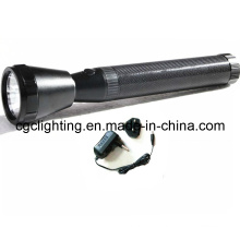 Aluminum Rechargeable 3W CREE LED Flashlight