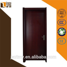 Custom wholesale 2015 vennered oak solid wooden door