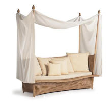 Famous Lounge Sofa Double Seating Outdoor Rattan English Furniture