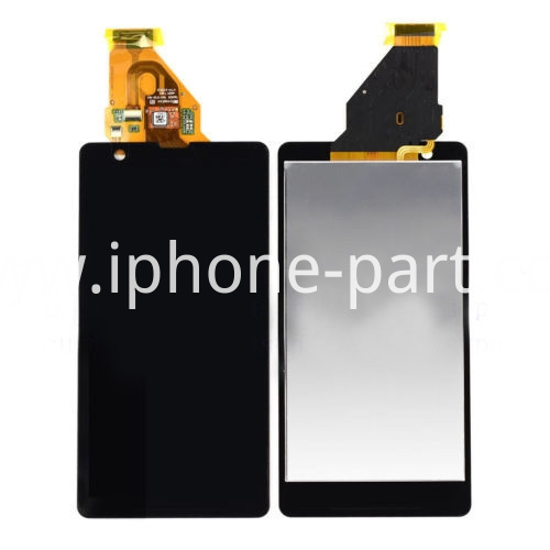 Sony ZR M36H screen black 1
