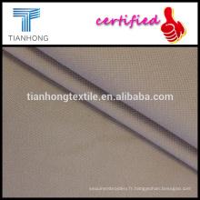 poids lourd coton lycra sergé spandex tissu extensible pour l'automne-hiver
