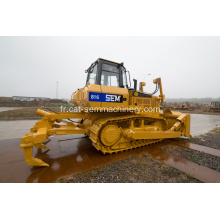 Construction de routes bulldozer Caterpillar 160hp avec ripper