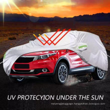 UV Protection Waterproof Snow Portable Automatic Car Cover