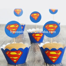 Chinese Supplier Cheap Price Funny Design For Kids Cake Pick