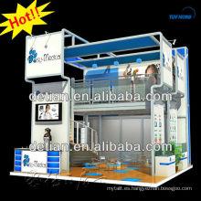 Stand de exposición de alta calidad 3x3 en venta y alquiler