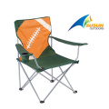 Fold up triangle fishing stool with carry bag