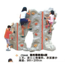 2014 novo tipo kids outdoor climbing fitness equipment