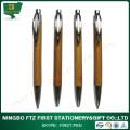 Первый HB008 2014 Самый популярный бамбуковый перерабатываемый перо