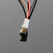 3pin 2.54mm PCB Connector Plug with Wires Cables