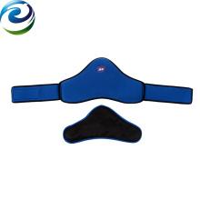 Nylon Meterial Rehabilitation Products Terapia de envoltura fría para cuello de adulto