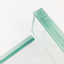 Safety Laminated Glass pvb Colored Clear glass for Facade