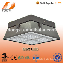 30W 60W led torch light gas station led canopy lights