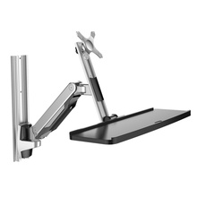 Sit Stand Workstation Wall Mount (WLB771-WFA)