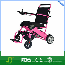 Lithium Battery Handicapped Electric Wheelchair