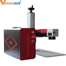 Machine d'inscription de laser de source en métal de 20w JPT