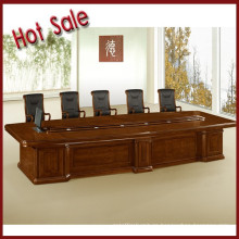wooden large conference table,meeting desk