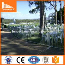 Outdoor Crowd Control Equipment/steel Barricades/crowd control barrier