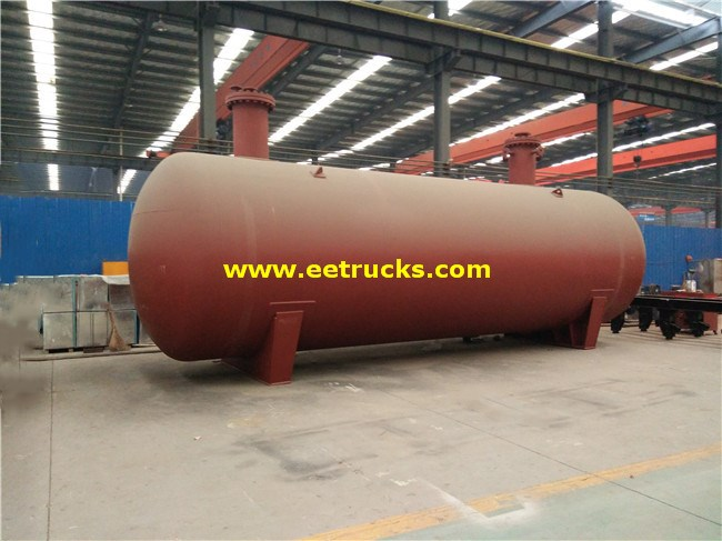 ASME 12000 Gallon LPG Mounded Tanks