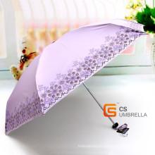 Parapluie de poche Mini manuel (YSF5004B)