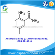 Anthranilamide, CAS 88-68-6, 2-AminoBenzamide For organic synthesis intermediate