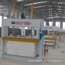 hydraulic woodworking cold press