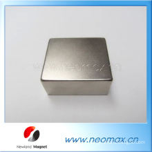 60mm Larger Rare Earth Big Strong Block Neodymium Magnet for Sale