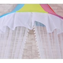 Color children's mosquito net household