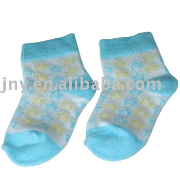 Blue Star Infant socks