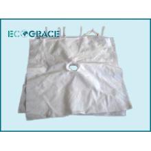 Filtro de cuadro de filtro de prensa bolsa de filtro de teflón