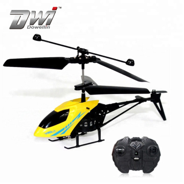 DWI 2CH Mini Helicopter Remote Control Aircraft With Light