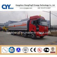 China 2015 LNG Lox Lin Lar Tankwagen Auflieger mit ASME