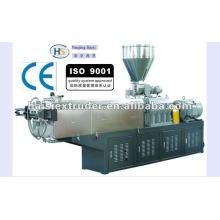 HS alta qualidade SHJ-40 duplo parafuso cor masterbatch faz a máquina
