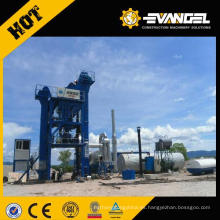 Planta de concreto móvil Roady 60M3 / H HZS60