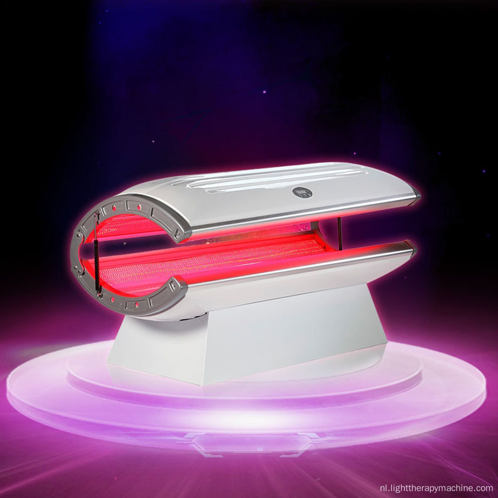 PDT Machine Collageen Red Light Therapy Bed
