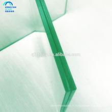Film de fenêtre transparent de forme plate et de verre flotté