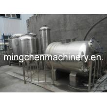 Installation de réservoir de stockage d'eau