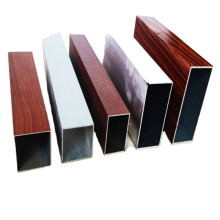 6063 extruded aluminum profile for windows and doors
