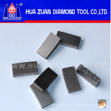 Factory Price, Timely Delivery and Good Sales Service Diamond Segments for Cutting Marble