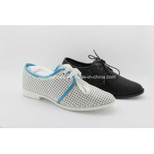 New Fashion Casual Leather Women Travel Shoes