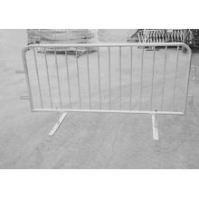 Pedestrian Interlocking Control Barrier