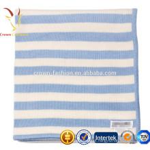 cobertores de cashmere mongolia Cobertor de cashmere de malha