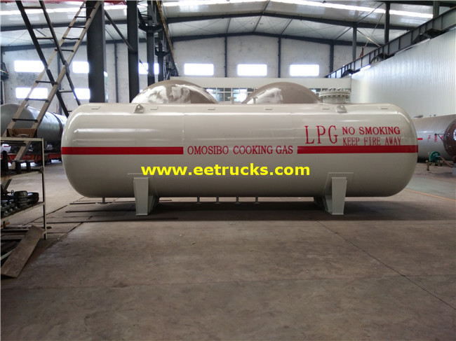 9ton Propylene Gas Aboveground Vessels