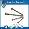 Made in Taiwan High Quality Anchor Shield Coated Steel Zinc Hex Lag Bolt