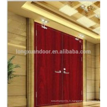 Alibaba Hot-sale Porte anti-incendie